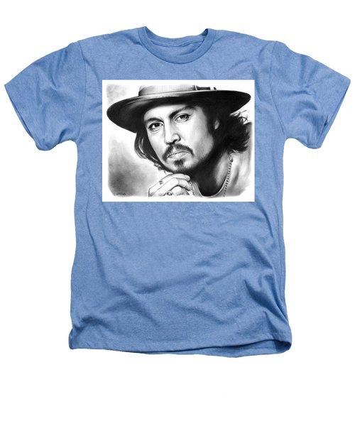 Johnny Depp Heathers T-Shirt by Greg Joens