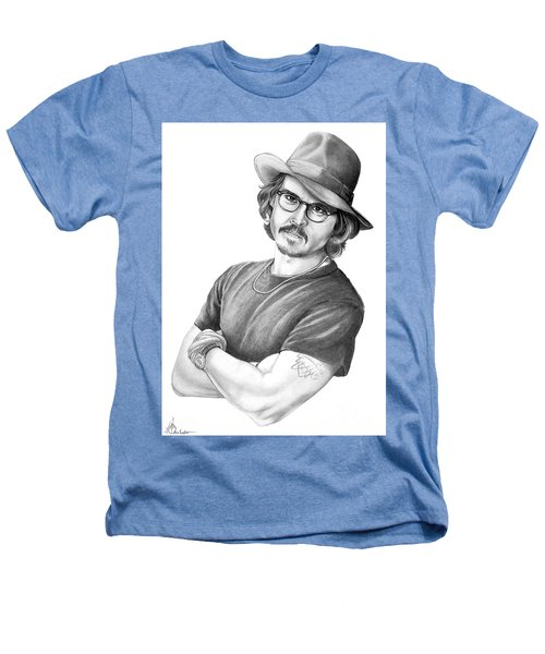 Johnny Depp Heathers T-Shirt by Murphy Elliott