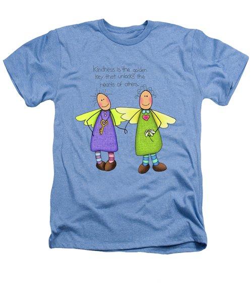 Kindness Heathers T-Shirt by Sarah Batalka