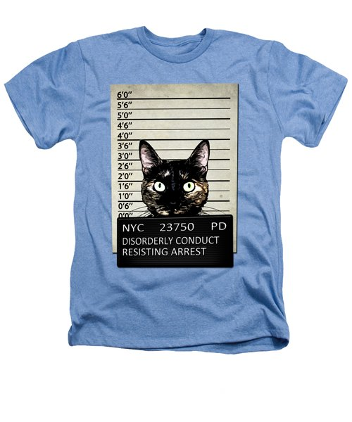 Kitty Mugshot Heathers T-Shirt by Nicklas Gustafsson