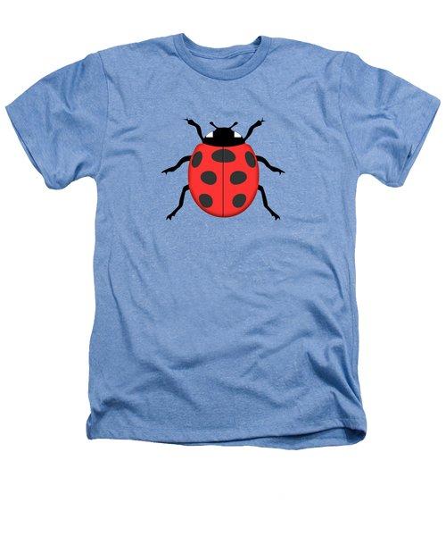 Ladybug Heathers T-Shirt by Gaspar Avila