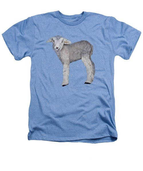 Lamb Heathers T-Shirt by Petra Stephens