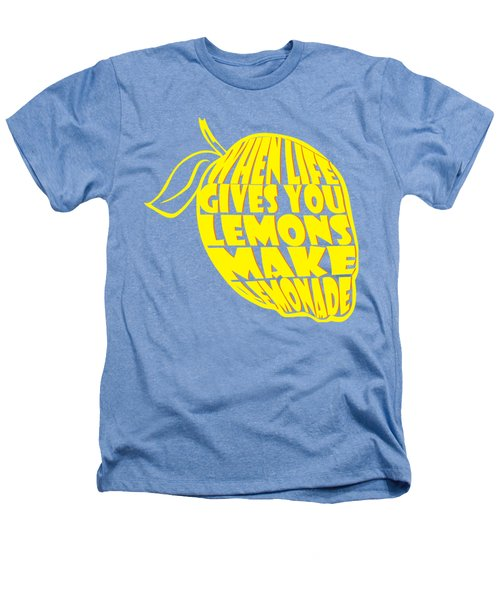 Lemonade Heathers T-Shirt by Priscilla Wolfe