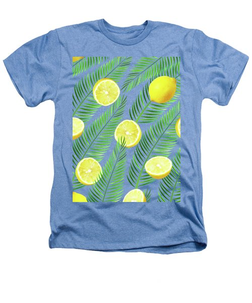 Lemons Heathers T-Shirt by Uma Gokhale