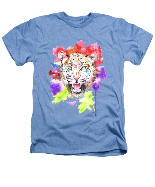 Leopard Heathers T-Shirt by Isabel Salvador