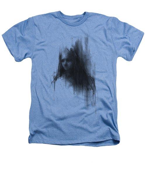 Like A Girl II Heathers T-Shirt by Bruno M Carlos