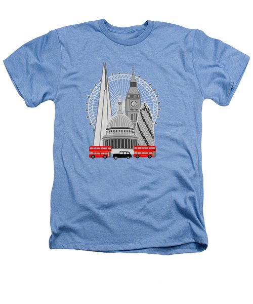 London Scene Heathers T-Shirt by Imagology Design
