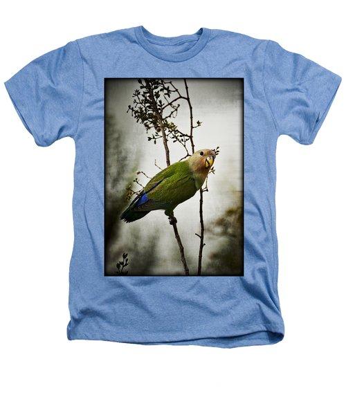 Lovebird  Heathers T-Shirt by Saija  Lehtonen