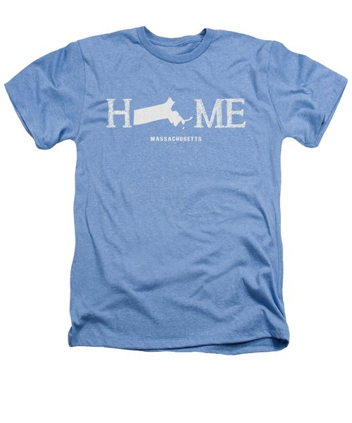 Ma Home Heathers T-Shirt by Nancy Ingersoll