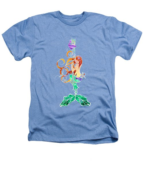 Mermaid Heathers T-Shirt by Aubrey Hittle