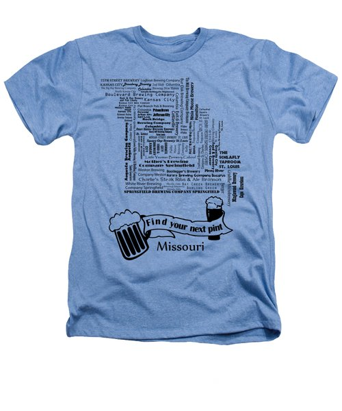 Micro Brew Missouri Heathers T-Shirt by Ryan Burton