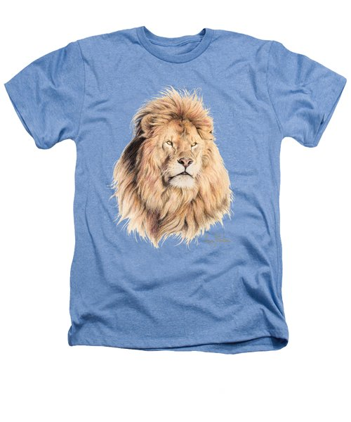 Mufasa Heathers T-Shirt by Lucie Bilodeau