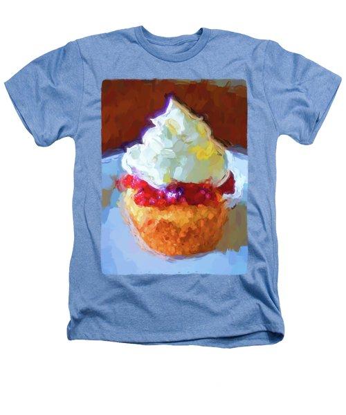 My Surreal Cupcake Heathers T-Shirt by Jackie VanO