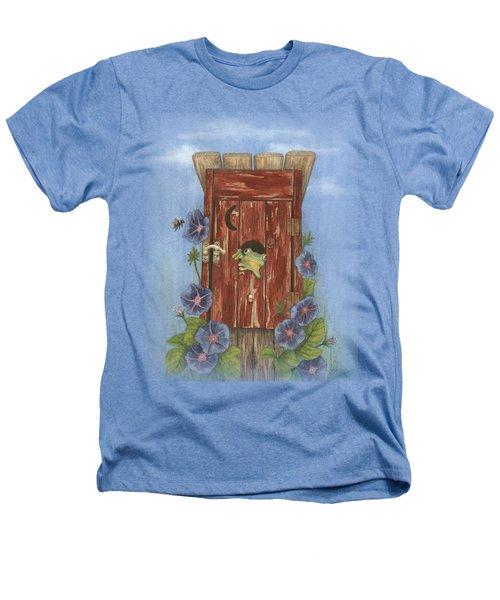 Nature Calls Heathers T-Shirt by Julie Senf
