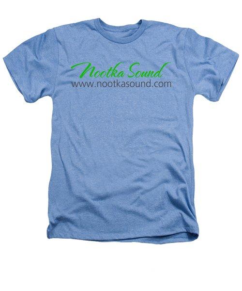 Nootka Sound Logo #10 Heathers T-Shirt by Nootka Sound