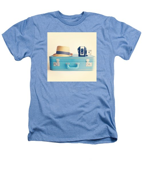 On The Road Heathers T-Shirt by Colleen VT