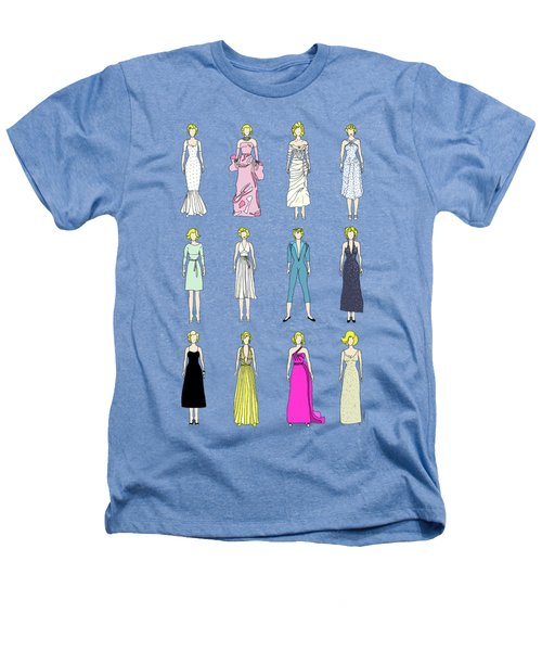Outfits Of Marilyn Fashion Heathers T-Shirt by Notsniw Art