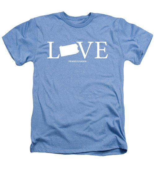 Pa Love Heathers T-Shirt by Nancy Ingersoll