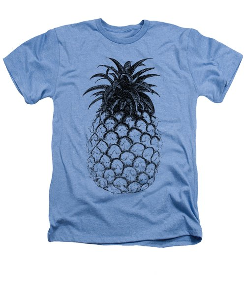 Pineapple Heathers T-Shirt by Birgitta