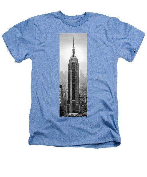 Pride Of An Empire Heathers T-Shirt by Az Jackson