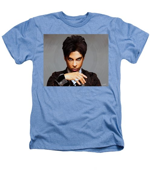 Prince Heathers T-Shirt by Paul Tagliamonte