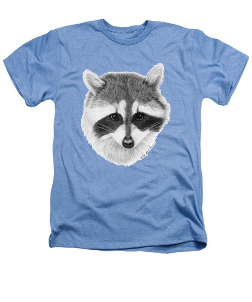 Raccoon Heathers T-Shirt by Rita Palmer