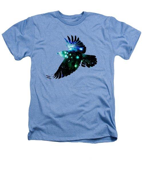 Raven Heathers T-Shirt by Anastasiya Malakhova
