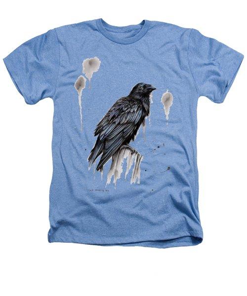 Raven  Heathers T-Shirt by Sarah Stribbling