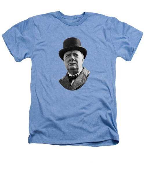 Sir Winston Churchill Heathers T-Shirt by War Is Hell Store