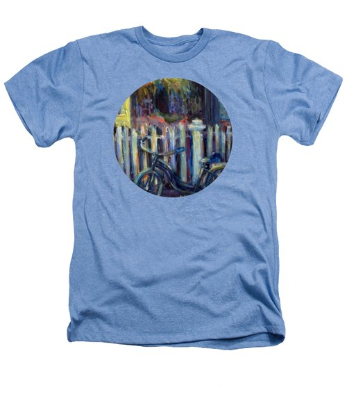 Summer Days Heathers T-Shirt by Mary Wolf
