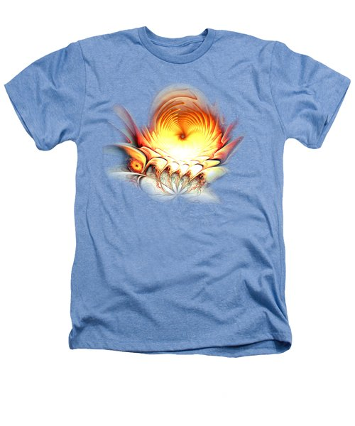 Sunrise In Neverland Heathers T-Shirt by Anastasiya Malakhova