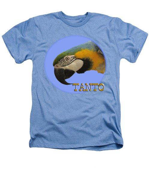 Tanto Heathers T-Shirt by Zazu's House Parrot Sanctuary
