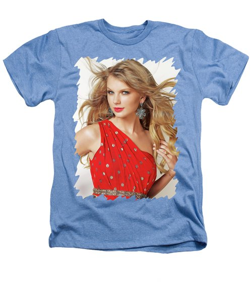 Taylor Swift Heathers T-Shirt by Twinkle Mehta