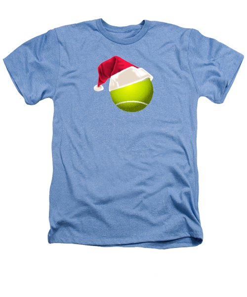 Tennis Christmas Gifts Heathers T-Shirt by MGdezigns