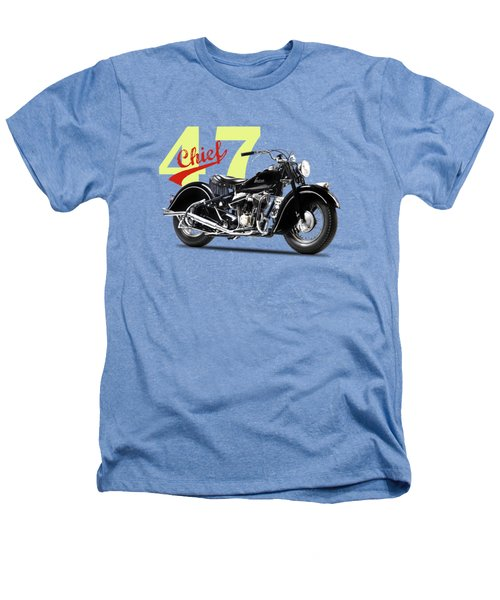 The 1947 Chief Heathers T-Shirt by Mark Rogan