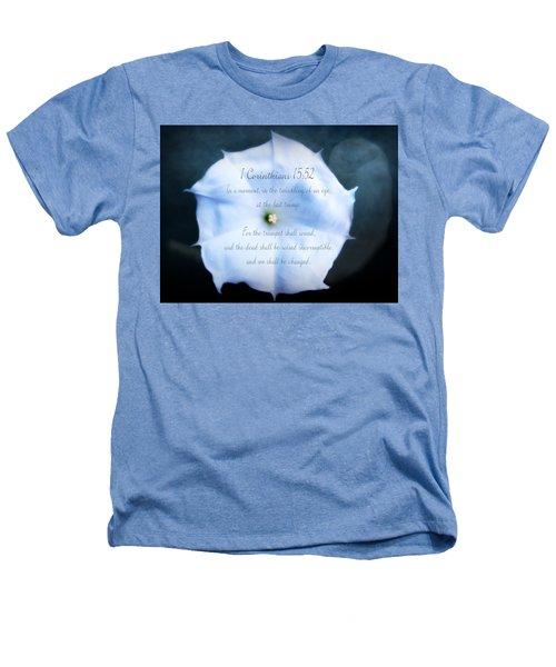 The Last Trumpet - Verse Heathers T-Shirt by Anita Faye