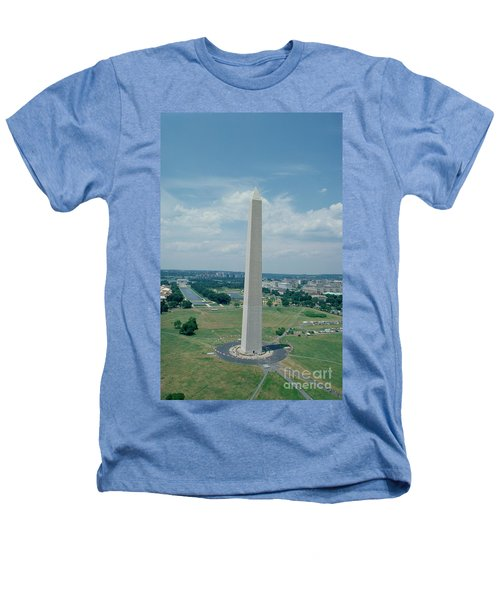 The Washington Monument Heathers T-Shirt by American School