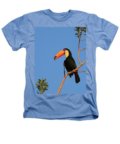 Toco Toucan Heathers T-Shirt by Bruce J Robinson