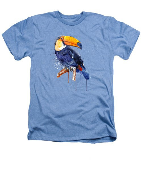 Toucan Heathers T-Shirt by Marian Voicu