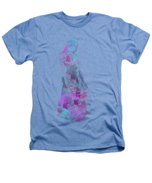 Viva La Vida Heathers T-Shirt by Linda Lees