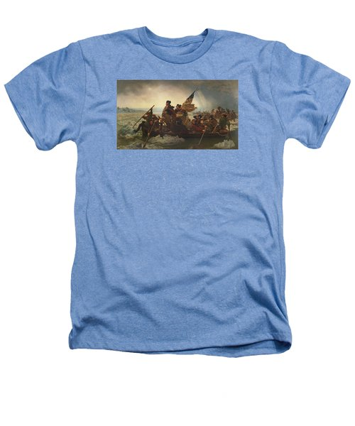 Washington Crossing The Delaware Heathers T-Shirt by War Is Hell Store
