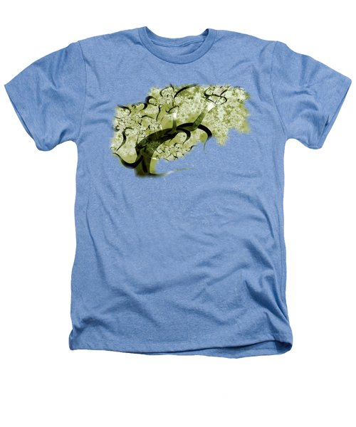 Wishing Tree Heathers T-Shirt by Anastasiya Malakhova