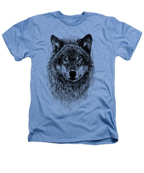 Wolf Heathers T-Shirt by Michael  Volpicelli