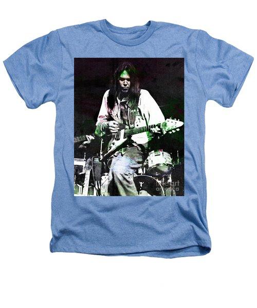 Young Neil Heathers T-Shirt by John Malone