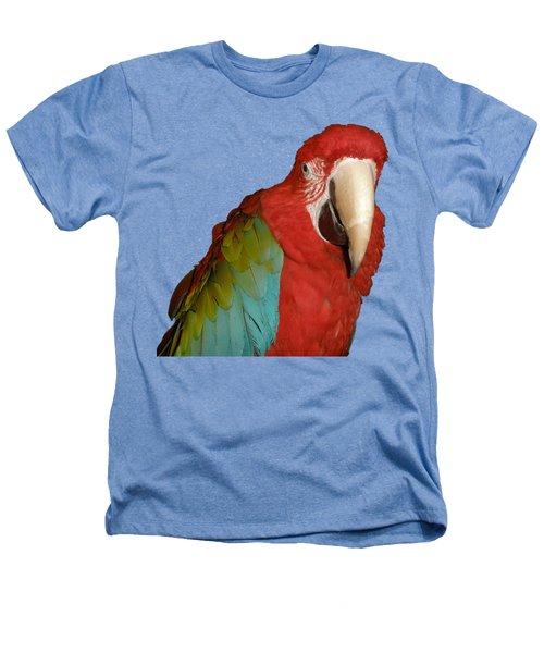 Zazu Heathers T-Shirt by Zazu's House Parrot Sanctuary