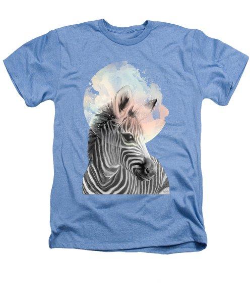 Zebra // Dreaming Heathers T-Shirt by Amy Hamilton