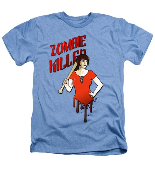 Zombie Killer Heathers T-Shirt by Nicklas Gustafsson