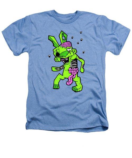 Zombunnie Heathers T-Shirt by Bizarre Bunny