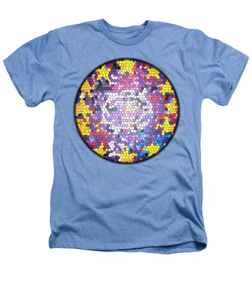 Zooropa Glass Heathers T-Shirt by Clad63