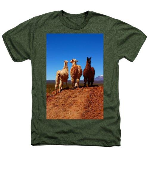 3 Amigos Heathers T-Shirt by FireFlux Studios